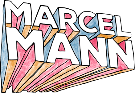 Marcel Mann Retina Logo